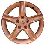 Aluminum Alloy Wheel, Rim 17x7 - 74157