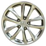 Aluminum Alloy Wheel, Rim 17x7.5 - 73693