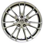 Aluminum Alloy Wheel, Rim 18x7.5 - 73694