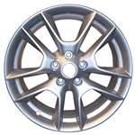 Aluminum Alloy Wheel, Rim 18x8 - 62511