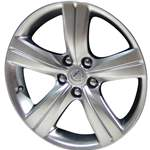 Aluminum Alloy Wheel, Rim 18x8 - 74184