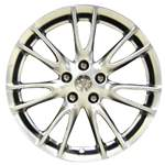 Aluminum Alloy Wheel, Rim 18x8.5 - 73695