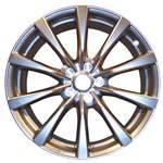 Aluminum Alloy Wheel, Rim 19x8.5 - 73704