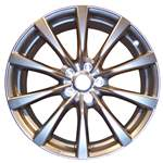 Aluminum Alloy Wheel, Rim 19x9 - 73705