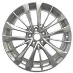 Aluminum Alloy Wheel, Rim 19x9 - 73756