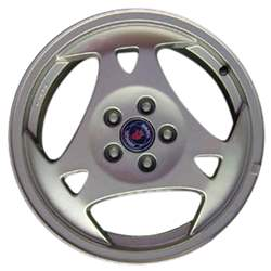 Aluminum Alloy Wheel, Rim 17x7 - 68198